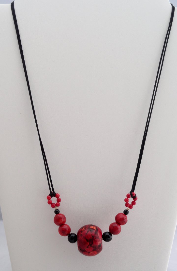 your choice red bamboo coral